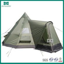2014 new design family tipi tent factory