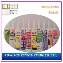 High quality competitive price concrete silicone sealant