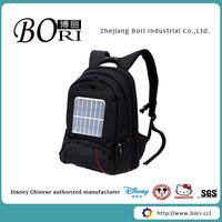 17 waterproof laptop backpack solar chargeable backpack cute 2d cartoon backpack