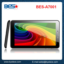 2014 Best selling Android 7 inch Boxchip A23 slim tablet