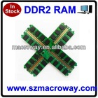 Marketing and promotional materials full compatible 3x1GB ddr2 3gb ram