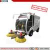 vacuum road sweeper/rapid plug-in, different tools optional