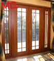 moderno fuerte insonorizadas puerta de la habitación rejillas de ventilación para puertas y ventanas