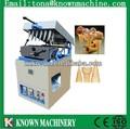 Ticari waffle koni pişirme makinesi/koni makinesi makine