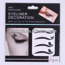 Sexy Eye Tattoo Stickers, Butterfly Eyeliner Stickers
