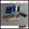 2014 new products rc car upgrade parts !!AXIAL EXO 1/10 4WD TERRA BUGGY Aluminum Extension Adaptors
