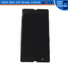 Full lcd display touch screen digitizer For Sony For Xperia Z1 L39h C6902 C6903 LCD Touch Screen Digitizer Replacement