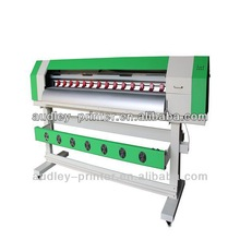 Audley 1951mm eco solvent Inkjet vinyl wrap printer with CE and SGS