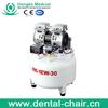 electric air compressor silent non-oil air compressor