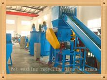 China Origin High Quality PET crushing washing drying line