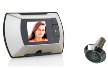DIY Hotel 2.4 inch TFT LCD Large Angle Digital Door Viewer Peephole GW601A-3