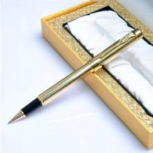 Picasso 933 gold Roller Ball Pen Carved Pen/Luxury Souvenir Gift Pen