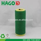 hot sell fabric regenerated TC CVC knitting weaving white colored 100% cotton 24s yarn