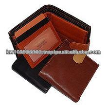 Geniune Mens Leather Wallets