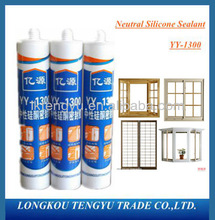 Acetic and neutral silicone sealant with good quality and good price