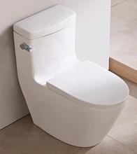 9205 single flush button excess siphonic toilet flush left handle