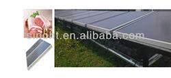 food processing machine solar energy meat dryer / solar meat dehydrator