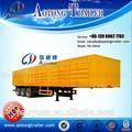 caixa de comida de transporte semi reboque de caminhão