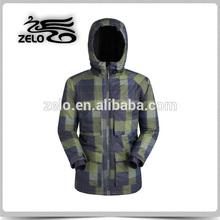 2015 Men's Waterproof freezer jacket
