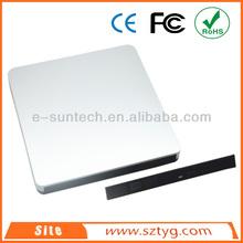 ECD308-US Slimline Hard Plastic External USB2.0 SATA Blu ray Optical Drive Case