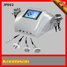 40khz liposuction RF bipolar bio cavitation vacuum equipment