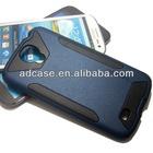 PC TPU celular phone case cover for samsung galaxy s4 i9500