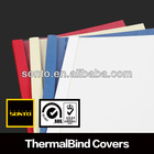 Thermal Binding a4 size book cover