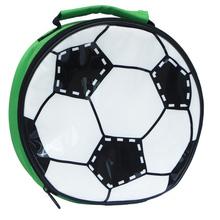 Manufacture Football Shaped Aluminium Foil Cooler Bag