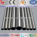 304 de acero inoxidable redondo tubos