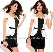 Sexy New Design Ladies Office Wear Dress