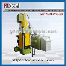 Newest best sell scrap metal press machine