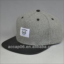 cute baby flat brim cap