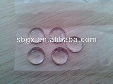 Plano convex optical lens