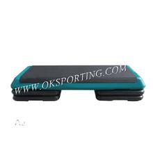 Fitness plastic aerobic step