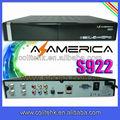 Azamerica s922 mini-hd como función azbox newgen mejor que az america in vivo s930a s926 caja de receptor de banda ku