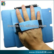 with hanyard slim tablet cover case for ipad 5 air