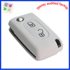 Hot new products for 2014 custom for peugeot silicone remote key cover