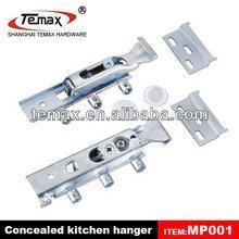 metal kitchen cabinet hanging holder cabinet plate holders