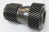 custom Alloy steel Gear shaft, Clutch gear shaft,helical Gear shaft, Splined Joints shaft