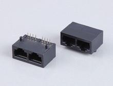 RJ45 modular,RJ45 connector, 4p/6p/8p ,rj11 pcb jack 0109020