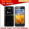 """HOT THL W200S MTK6592W Octa Core 5.0"""" HD screen Android smart phone"""