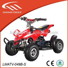 49cc 2 stroke kids mini atv quad with ce/epa