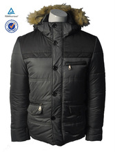 Garments for adults, men's designer clothing, bubble jacket