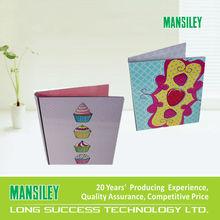 Mansiley useful office school ring binder file
