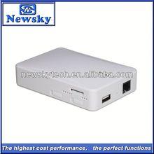 Mobile power bank 3G SIM Card wifi unlock wireless network