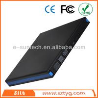 ECD008-US3 High Quality External USB3.0 SATA Optical Bay Hard Drive Caddy With Color Changable Frame