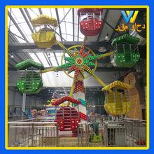 Super romantic outdoor Park mini ferris wheel amusement equipment