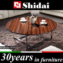fashion wood coffee table / high end coffee table / octagon wood coffee table TA91L