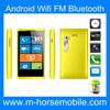 M-HORSE 920mini android quad band loud sound smart mobile phone wholesale