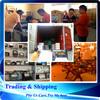 Revolving display case shipping from Shezhen to Jakarta